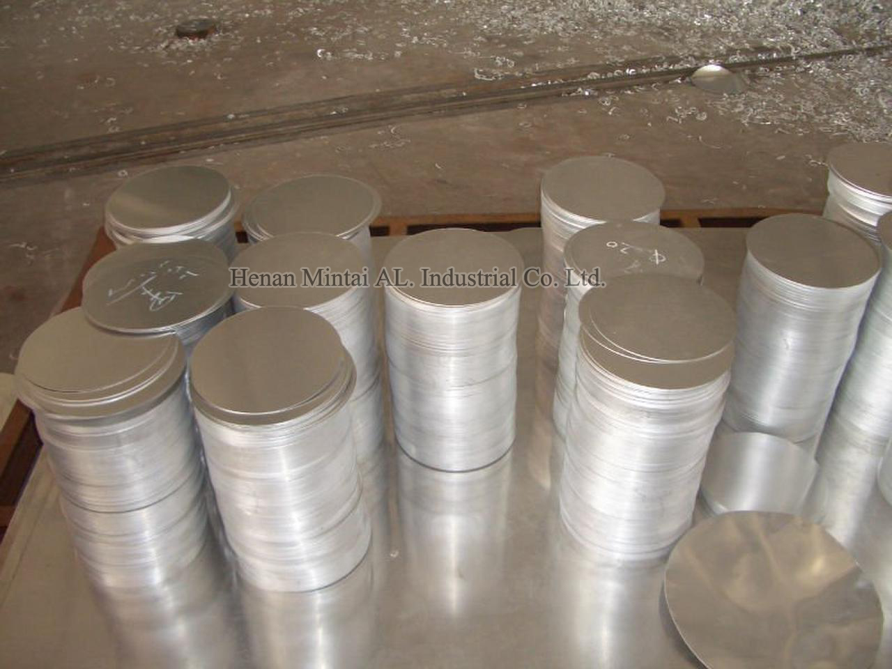 Aluminum circle for cooking utensils for Cuisine aluminium
