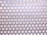 Alcobendas aluminum perforated wall cladding panel
