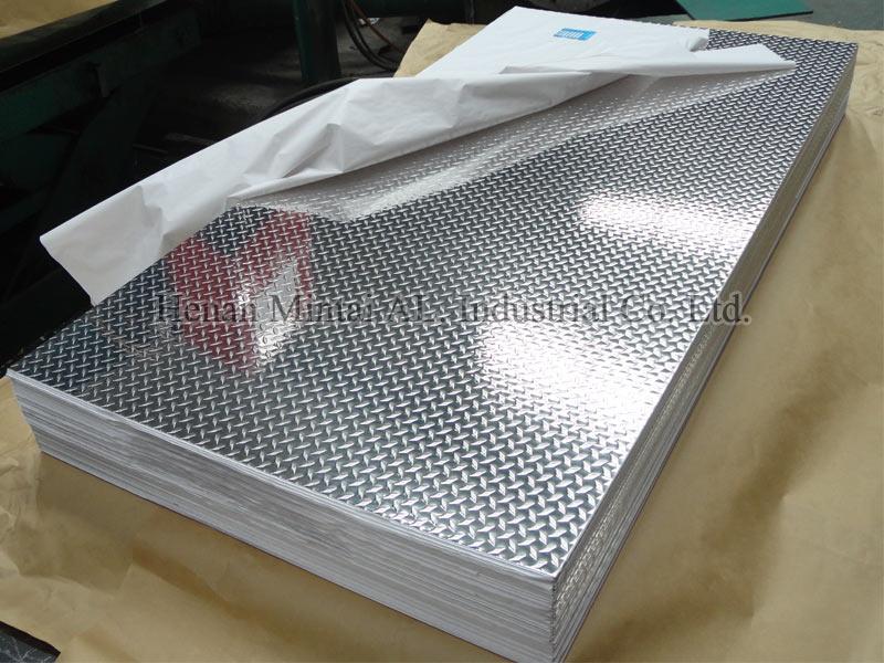 3000 Diamond Aluminum Tread Plate Diamond Aluminum Tread