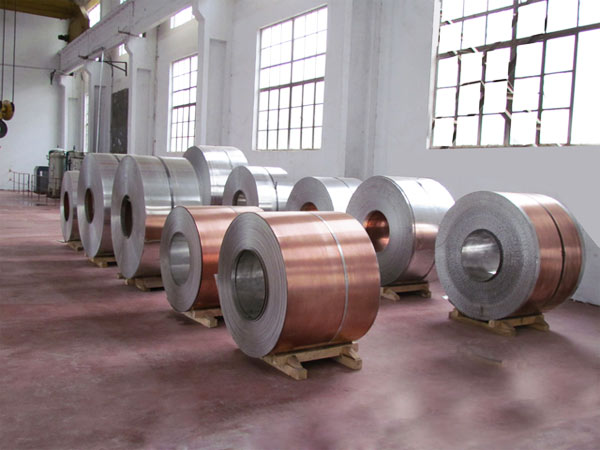 Copper-aluminum Composite Strip