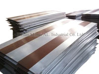 Decoration Material Made of Copper-aluminum
