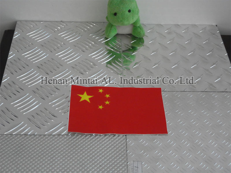 Aluminum Sheet Emboss For Manufacture
