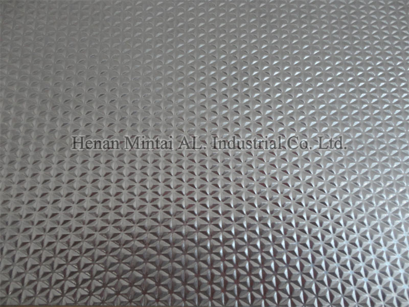 Custom Aluminum Sheet, Embossed Aluminum Sheet